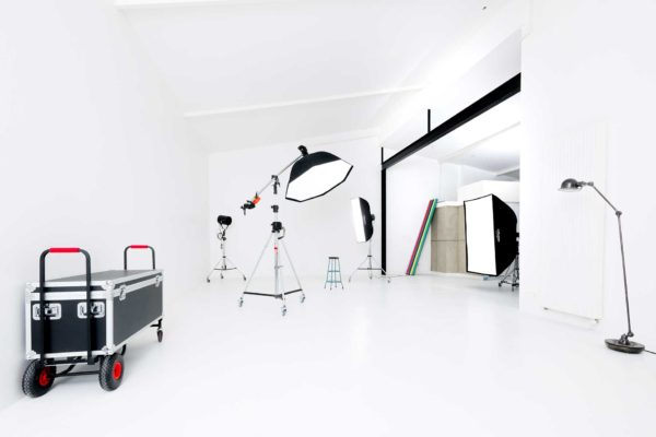 Studio photo paris